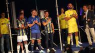 Fenerbahçe yeni sezon formalarını tanıttı! Yeni transferler sahnede…