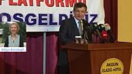Selçuk Özdağ: Davutoğlu, Elazığ'da bir partinin genel başkanı gibi karşılandı