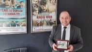 İhsan Taş'ın Kaçış 1950 filmine Bulgaristan'dan ödül