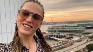 Serenay Sarıkaya ev halini paylaşınca sosyal medyayı salladı