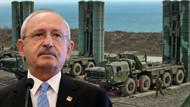 Kılıçdaroğlu: S-400 alınabilir ama Rusya'ya bağımlı olmamalıyız