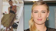 Maria Sharapova milyarder sevgilisi için değişti