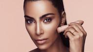 Kim Kardashian makyajla uyuyorum dedi hayranları çok şaşırdı