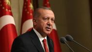 Erdoğan: Hiçbir yaptırım tehdidi Türkiye'yi haklı davasından vazgeçiremez