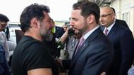Hakan Atilla İstanbul'a böyle geldi! Berat Albayrak karşıladı, Erdoğan telefonla görüştü