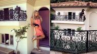 Paris Hilton'un köpekleri 325 bin dolar değerindeki malikanelerinde yaşıyor