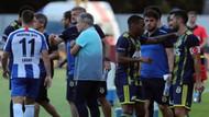 Emre Belözoğlu yeni sezona şimdiden hazır: Rakip oyuncuya saldırdı