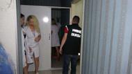 Ahlak polisinden masaj salonlarına baskın