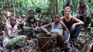 Pygmy kabilesinin kadınları ağaç kabuklarıyla kürtaj oluyor