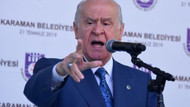Devlet Bahçeli, Kılıçdaroğlu'nu sert sözlerle hedef aldı