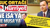 Takvim'den Hürriyet ve Zühtü Arslan'a şok suçlama