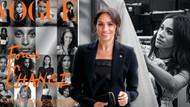 Meghan Markle'nın solcu Vogue kapağı tasarımı