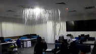 15 gün önce açılan milyonluk Şehir Hastanesi'ni su bastı!