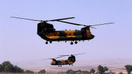 ABD 4 Chinook helikopterinin daha teslimatını tamamladı