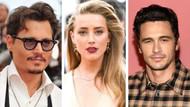 Johnny Depp'in eski eşinin ünlü oyuncuyla asansör görüntüleri çıktı!