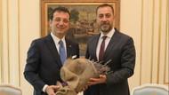 MHP'nin Silivri Belediye Başkanı'ndan İmamoğlu'na ziyaret