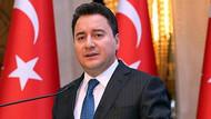 Son dakika: Başsavcılıktan Ali Babacan kararı…