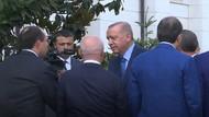 Erdoğan AK Parti milletvekilleriyle buluştu