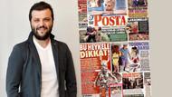 Posta gazetesinden Candaş Tolga Işık'a jet ski sansürü