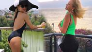 40'lık Yeliz Yeşilmen jakuzi pozlarını paylaştı sosyal medyada olay oldu!