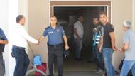 Türkiye'nin konuştuğu trafik magandası polis merkezine geldi