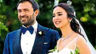 Murat Aksu ile Çağla Şahin evlendi