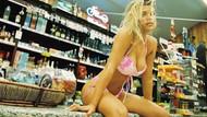 Sofia Richie mayo markası için cesur pozlar verdi