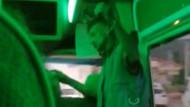 Otobüste iğrenç olay! Önce taciz etti sonra bıçak çekti