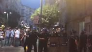 Kadıköy'de ODTÜ eylemine polis müdahalesi
