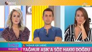Reha Muhtar'dan Emre Aşık'a: Çocuklarının annesiyle televizyonda tartışma..