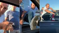 Pendik'teki trafik magandası dehşetinden yeni görüntüler ortaya çıktı