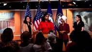ABD'de Kongre'nin Trump'a karşı 4 kadın üyesi silah reklamında hedef oldu