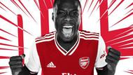 Pepe, 80 milyon euro karşılığında Arsenal kadrosunda!