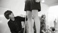 Mini eteğin mucidi kitleleri peşinden sürükleyen bir moda ikonu: Mary Quant