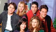 Friends dizisi oyuncularının yıllar içindeki değişimi