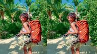 Ebru Şahin'in Tayland tatili!