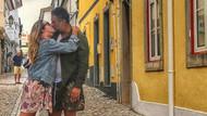Doğa Rutkay ve Kerimcan Kamal Portekiz'de aşk tazeliyor!