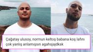 Saçlarını kazıtan Çağatay Ulusoy'un yeni tarzına gelen komik tepkiler