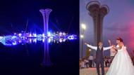 1,7 Milyar harcanan Antalya EXPO düğün salonu oldu