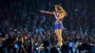 Jennifer Lopez'in ayırttığı locadaki konuğu Kim Kardashian