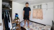 200 binden fazla Hong Konglu tabut evlerde yaşıyor