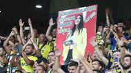 Fenerbahçe taraftarından Dilay Kemer'e tam destek: Dualarımız seninle