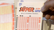 Süper Loto'da 6 sayıyı tutturan bir kişi 36 milyon lira kazandı