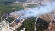 Binali Yıldırım: İzmir yangının çıkması teknik bir mesele