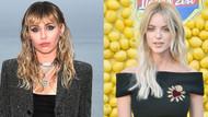 Şok iddia! Miley Cyrus ile Kaitlynn Carter sevgili oldu