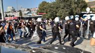 Beşiktaş'taki kayyum eyleminde 23 gözaltı: Kadınlar darp edilerek gözaltına alındı