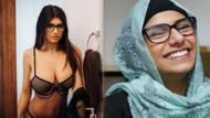 IŞİD'in ölüm listesindeki Mia Khalifa'dan başörtülü porno itirafı! Zorla...
