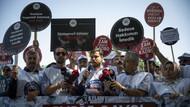 Memur-Sen'den Emeğe Saygı Adalete Davet eylemi: Biz bu ülkenin alın teriyiz