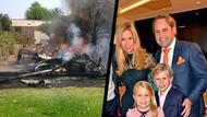 Ünlü iş adamı August Inselkammer Jr ve ailesi uçak kazasına kurban gitti