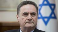 İsrail Dışişleri Bakanı Katz: Türkiye'nin faaliyetlerini engellemek için talimat verdim